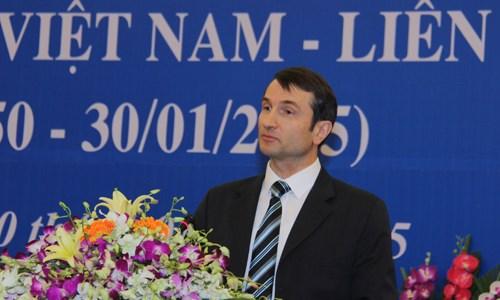 Le Vietnam a une place cruciale dans la politique orientale de la Russie hinh anh 1