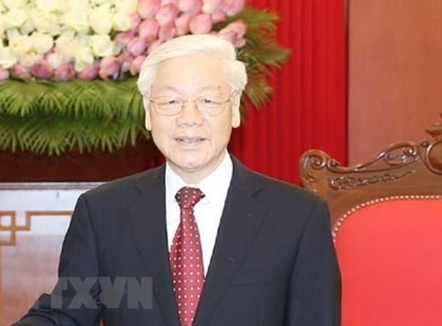 Nouvel elan pour le partenariat strategique integral Vietnam-Russie hinh anh 1