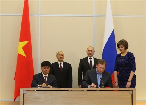 Nouvel elan pour le partenariat strategique integral Vietnam-Russie hinh anh 2