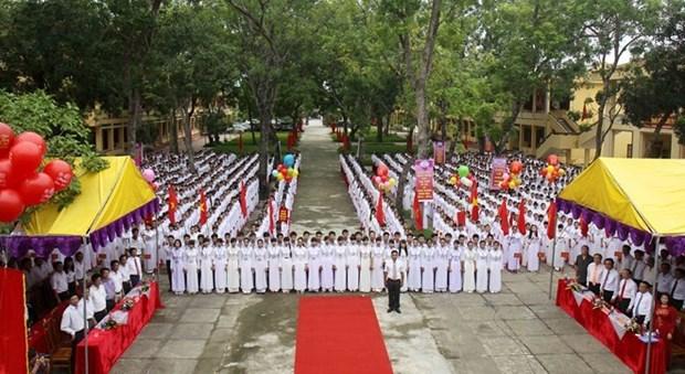 Vietnam: rentree scolaire pour plus de 23 millions d'eleves et etudiants hinh anh 1