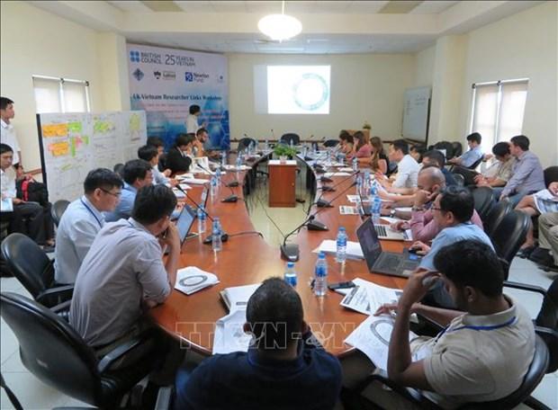 Des chercheurs britanniques aident le Delta du Mekong a resoudre des defis hinh anh 1