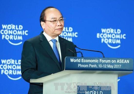 Le PM approuve la selection des fournisseurs pour le WEF ASEAN 2018 hinh anh 1