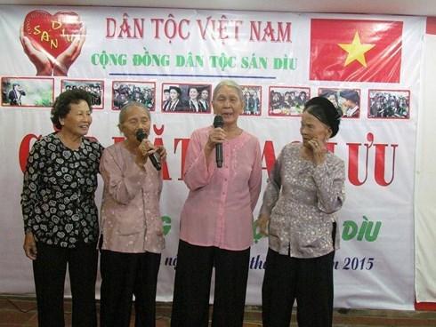 Soong Co, le chant des San Diu, donne de la voix hinh anh 2