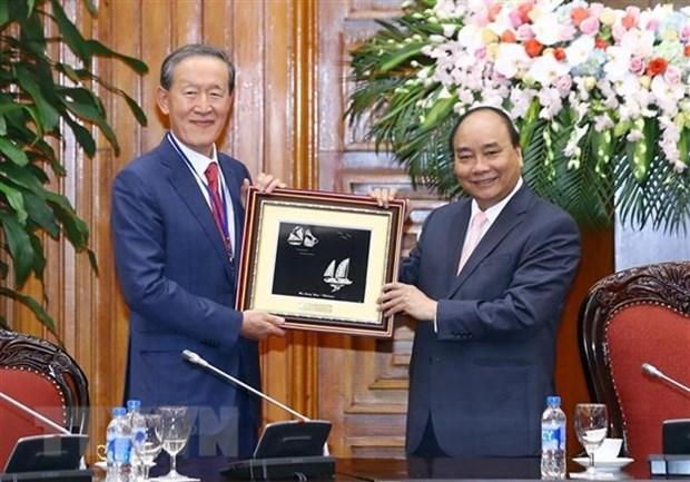 Le Vietnam deroule le tapis rouge pour les entreprises sud-coreennes hinh anh 1