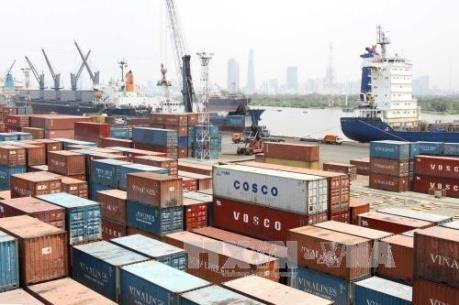 Le Vietnam exporte 155,4 milliards de dollars de produits en 8 mois hinh anh 1