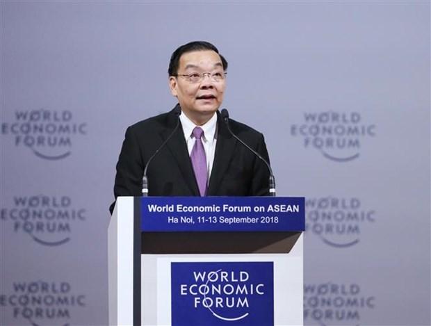 Le forum ASEAN 4.0 pour tous souligne les enjeux pour les start-up hinh anh 2