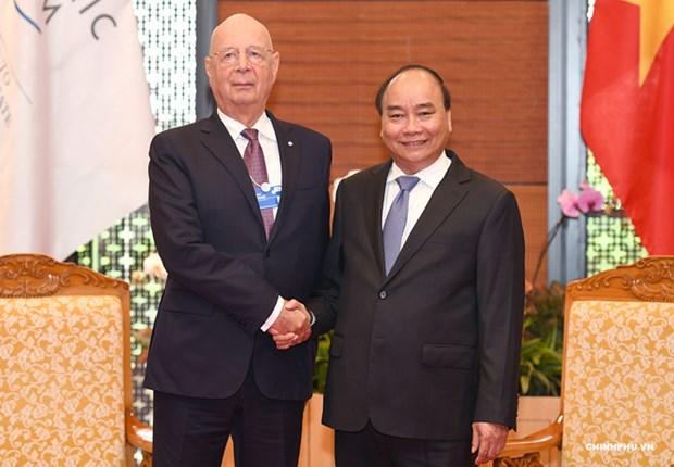 """WEF ASEAN 2018: La conference regionale """"la plus reussie"""" du WEF hinh anh 1"""