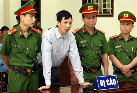 Peine confirmee dans un proces pour mouvement insurrectionnel hinh anh 1