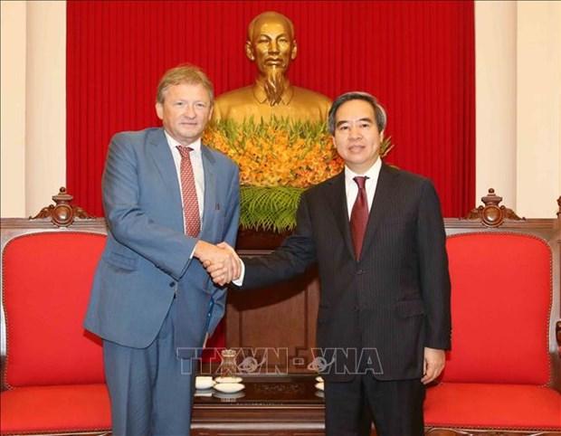 Vietnam-Russie: pour porter le commerce bilateral a 10 milliards de dollars hinh anh 1