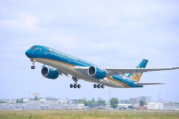 Vietnam Airlines ajuste son exploitation en raison de l'impact du typhon Mangkhut hinh anh 1