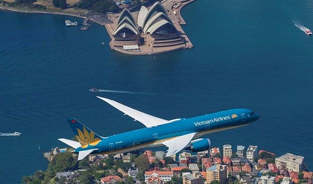Vietnam Airlines et King Power Traveller unies pour doper les ventes en vol hinh anh 1