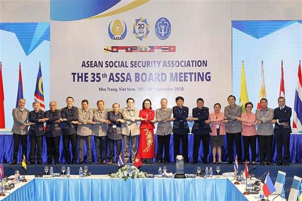 La 35e reunion du Comite executif de l'ASSA s'acheve a Nha Trang hinh anh 1