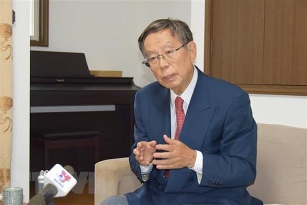 Vietnam et Japon entretiennent une relation durable hinh anh 1