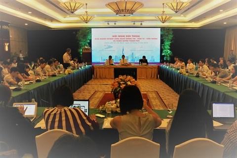 TI : Dialogue entre les entreprises et les autorites de Ho Chi Minh-Ville hinh anh 1