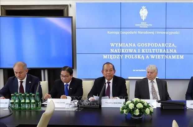 Seminaire de cooperation economique Vietnam-Pologne hinh anh 1