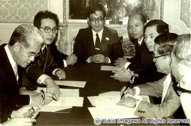 Exposition en ligne sur l'histoire des relations Vietnam-Japon hinh anh 1