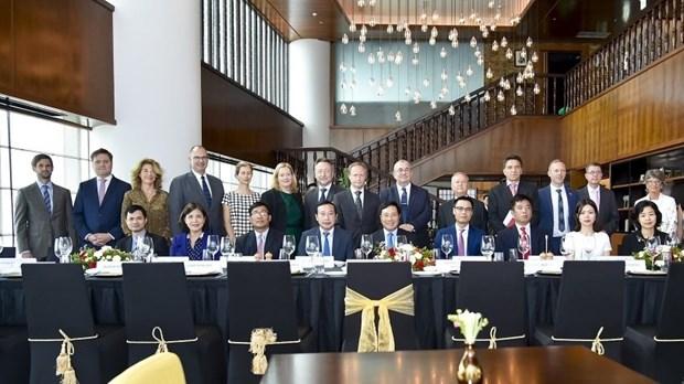 Le Vietnam souhaite renforcer sa cooperation avec l'UE hinh anh 1