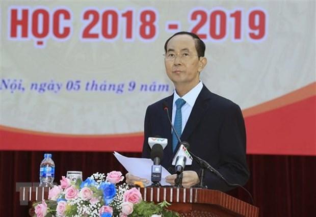 Les pays d'Amerique latine louent le role du president Tran Dai Quang hinh anh 1