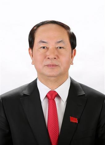 Condoleances au Vietnam pour le deces du president Tran Dai Quang hinh anh 1