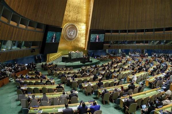 Le PM Nguyen Xuan Phuc sera au debat general de la 73e session de l'AG de l'ONU hinh anh 1