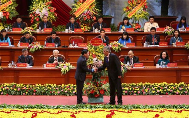 Le leader du PCV demande aux syndicats de renforcer leur efficacite operationnelle hinh anh 3