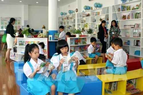 Le president Tran Dai Quang dans le cœur des electeurs de Ho Chi Minh-Ville hinh anh 2