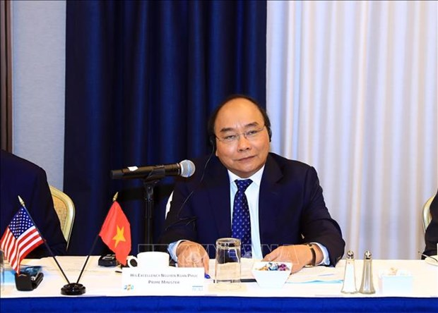 Le PM preside un seminaire sur l'attraction des investissements au Vietnam hinh anh 1
