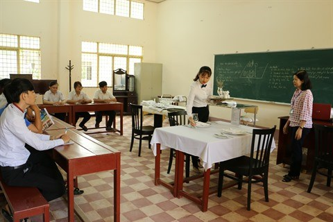 Chau Doc ameliore la main-d'œuvre pour le plus grand plaisir des touristes hinh anh 1