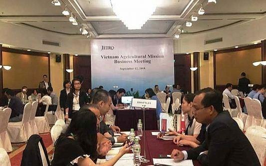 L'agriculture, un secteur fertile pour les entreprises vietnamiennes et japonaises hinh anh 1