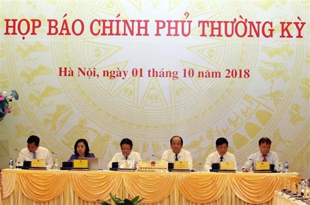 Le gouvernement s'emploie a atteindre les indices socio-economiques hinh anh 1