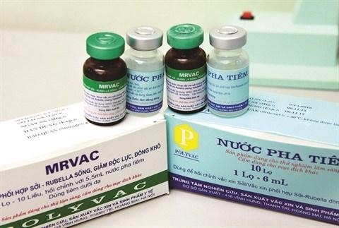 De nouvelles avancees dans la production de vaccins