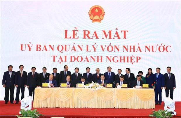 Le PM assigne des taches au Comite de gestion des fonds etatiques hinh anh 1