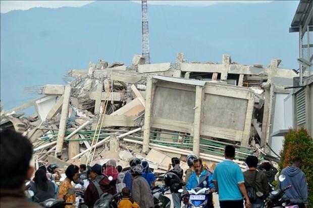 Seisme et tsunami en Indonesie: aide urgente du Vietnam hinh anh 1