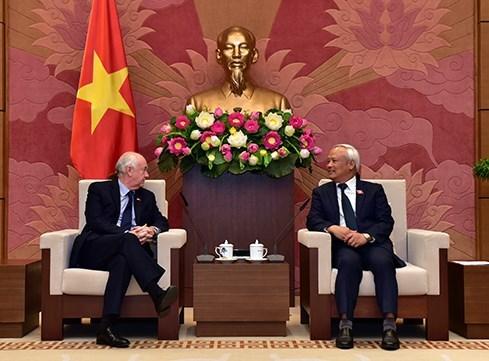 Promotion de la cooperation multiforme Vietnam-Royaume-Uni hinh anh 1