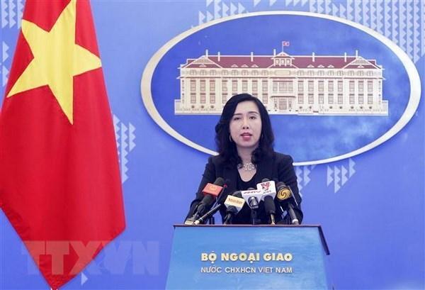 Le Vietnam appelle a des contributions positives a la paix dans les mers et les oceans hinh anh 1