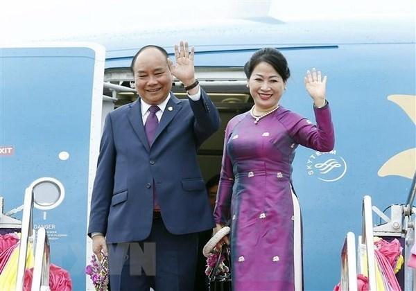 Le PM participera au 10e sommet Mekong-Japon et visitera le Japon hinh anh 1