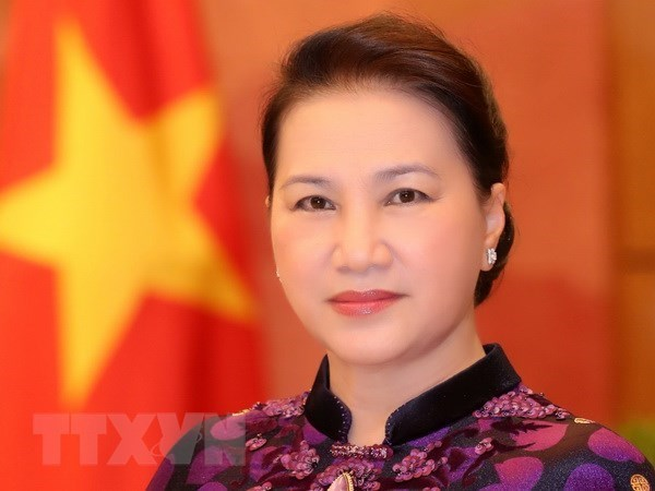 La presidente de l'AN participera a la 3e conference des presidents des parlements des pays eurasiens hinh anh 1