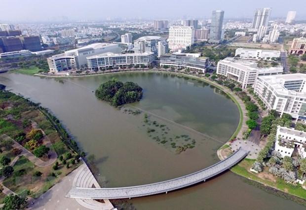 Les IDE progressent, l'immobilier reste attractif a Ho Chi Minh-Ville hinh anh 1