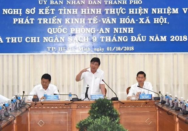 Les IDE progressent, l'immobilier reste attractif a Ho Chi Minh-Ville hinh anh 2