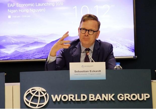 La Banque mondiale prevoit une croissance vietnamienne de 6,8% en 2018 hinh anh 1