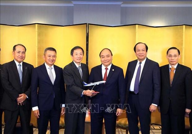 Le Vietnam tient en haute estime le role important des entreprises japonaises hinh anh 1