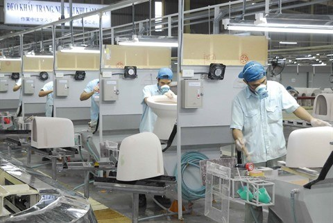 Le Vietnam defie la morosite economique de l'Asie, selon des experts hinh anh 1