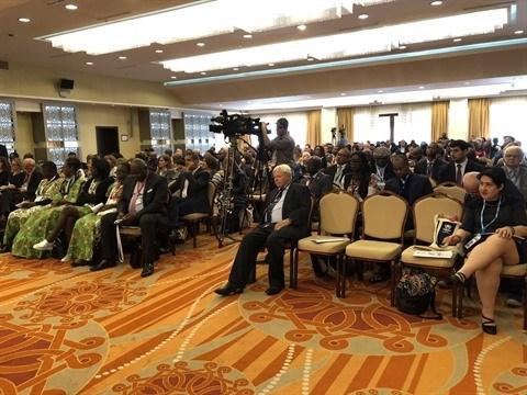 Armenie: ouverture des 47es Assises de la presse francophone a Tsaghkadzor hinh anh 2