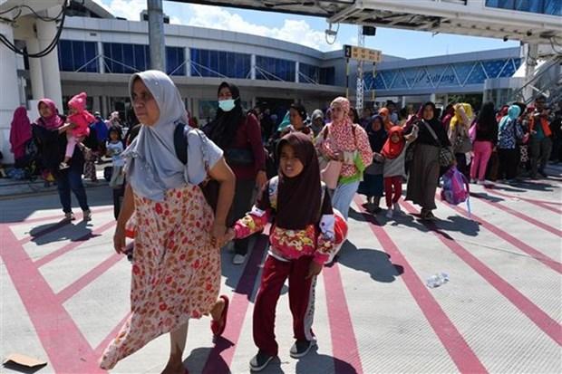 Indonesie: acceleration de la recherche des victimes des catastrophes hinh anh 1
