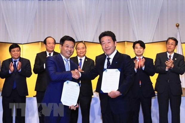 Le Vietnam ouvre grand ses bras aux investisseurs japonais hinh anh 2