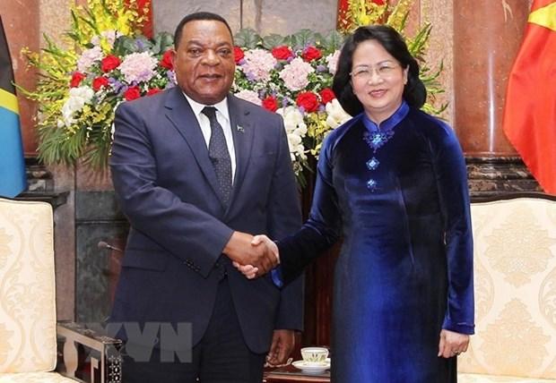 La Tanzanie, partenaire africain prioritaire du Vietnam hinh anh 1