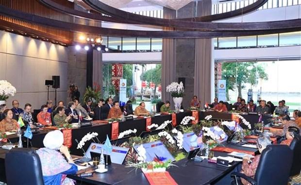 Le PM Nguyen Xuan Phuc rencontre les dirigeants de l'ASEAN hinh anh 1