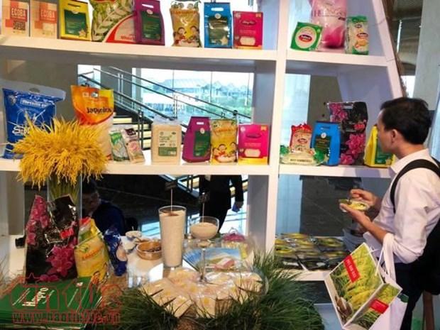 Des pistes pour doper les exportations de riz vietnamien hinh anh 2