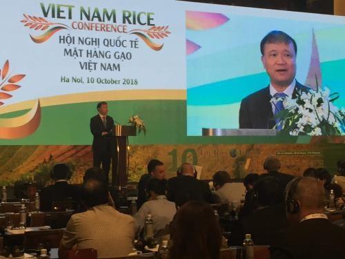 Des pistes pour doper les exportations de riz vietnamien hinh anh 1
