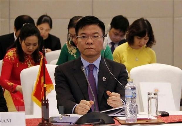 Le Vietnam a la 10e Conference des ministres de la Justice de l'ASEAN hinh anh 1